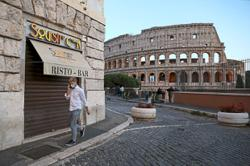 Italy debt outlook revised to stable