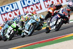 McPhee's title hopes dashed after sixth-place finish in Aragon