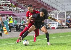 Red Giants set up base in Negri for Malaysia Cup assault