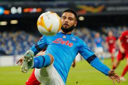 Insigne brothers score for opposing sides in Napoli win