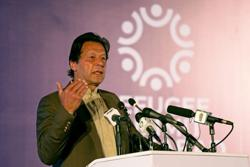 Pakistan PM accuses Macron of attacking Islam by 'encouraging' blasphemous cartoons
