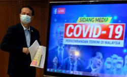 DG: Slight dip in infections with 823 new cases