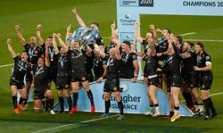 Exeter chairman hails 'special' squad after Premiership win
