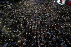 'Please resign,' Thai opposition tells PM at protest debate