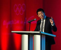 FIG president hopes Tokyo meet opens door for postponed Games