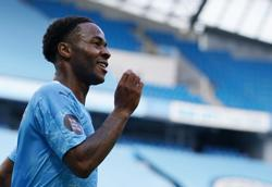 Man City's Sterling to set up foundation to help underprivileged youth