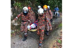 Man dies while hiking at Penang Hill