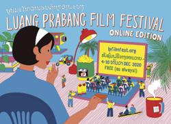 Luang Prabang Film Festival to take place online Dec 4-10