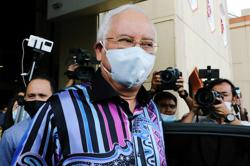 Najib on potential partnership with Anwar: No dice with DAP