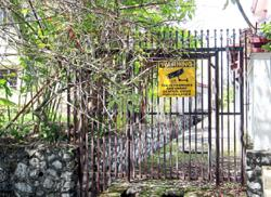 Some residents in Subang Jaya received approval for gated back lanes