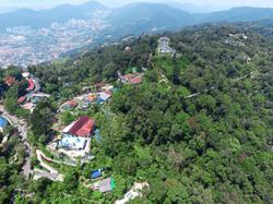 Penang Hill a step closer in bid for Unesco biosphere reserve status