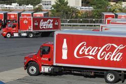 Coca-Cola European goes global