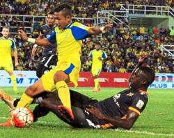 Dollah doesn't want Pahang to end season empty-handed