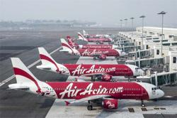 AirAsia's regional passenger volume takes off again