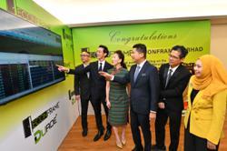 Firm debut for Econframe amid weaker market