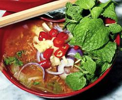 Penang asam laksa is no. 7 on World's Best 50 Foods list by CNN