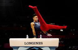 'Normal again' - U.S. gymnasts blaze a trail to Tokyo meet