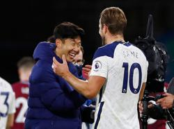 Mourinho shares credit for potent Kane-Son partnership