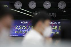 Asian shares slip after Wall Street's worst day in a month