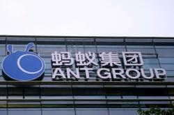 On the march: Ant Group, China's fintech sensation