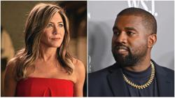 Jennifer Aniston says its not funny to vote for Kanye West in US elections