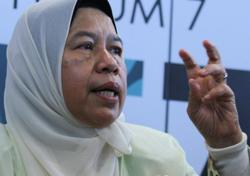 PKR yet to serve RM10mil lawsuit on Zuraida for breach of bond by resigning from party without giving up seat