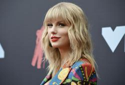 Taylor Swift's 'Folklore' becomes first album of 2020 to sell a million copies