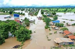 Laos and Cambodia brace more heavy tolls as Typhoon Molave approaches