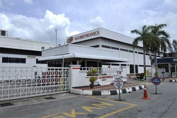 the period.  In a filing with Bursa Malaysia, Globetronics, which builds sensors and encoders for a variety of automation and industrial applications, said revenue in the third quarter slipped marginally to RM65.54mil compared with RM66.26mil a year earlier.