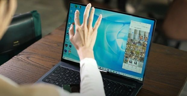 "Huawei's ""multi-screen collaboration"