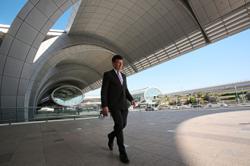Dubai in talks on London air-travel agreement