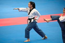 Online competition a welcome relief for poomsae exponents