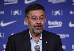 Barcelona president Bartomeu resigns after Messi row