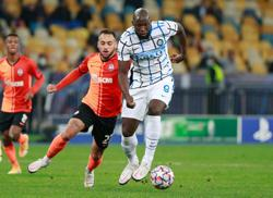 Shakhtar hold dominant Inter to goalless stalemate