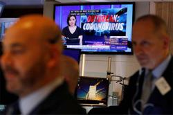 US stocks slip, global markets stumble COVID-19, US election anxiety
