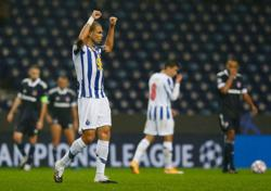 Vieira bags maiden Champions League goal in Porto victory