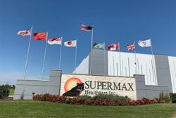 Super-duper showing by glove maker Supermax