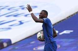 Chelsea defender Rudiger back in contention, says Lampard