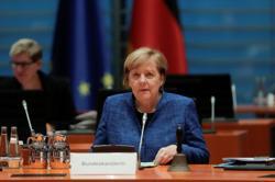 Merkel plans circuit-break lockdown as German virus cases surge