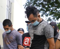 Man in Penang-Shah Alam patrol car joyride case slapped with six charges
