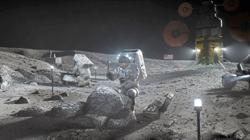 NASA plans to land woman, and next man, on the moon by 2024