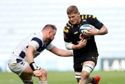 Flanker Willis will be big asset for England, says forwards coach