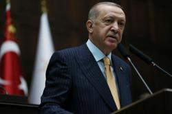 Turkey has right to act if militants not cleared from Syria border - Erdogan