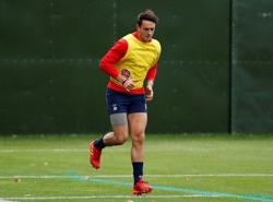 Mitchell replaces injured Heinz in England squad for Italy game