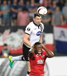 Dundalk's Gartland eases COVID-19 lockdown strain with calls to fans
