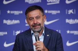 Barcelona name acting president after Bartomeu resignation