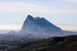 Spain doubts Gibraltar border deal possible without Brexit deal, source says