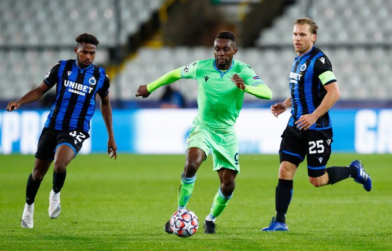 Football Correa On Target As Virus hit Lazio Get Draw At Club Brugge The Star