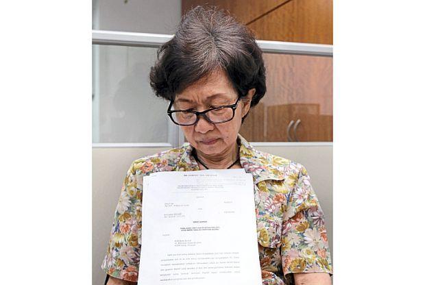 Woman loses RM4.3mil inheritance