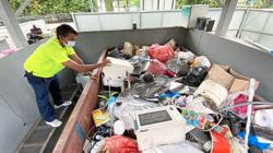 Discard electronic items in parts for safety, public urged